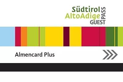 Almencard Plus - Gitschberg Jochtal, Südtirol