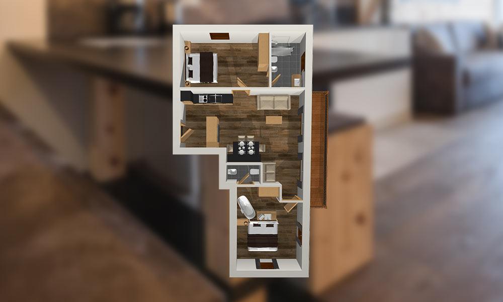 Appartement-Olivia
