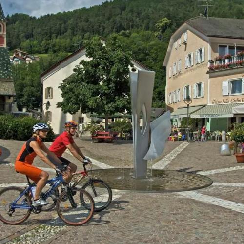 Sommerurlaub in den Bergen in Rodeneck