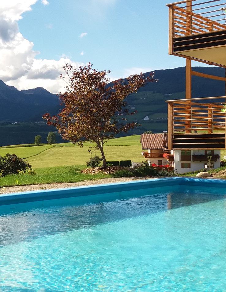 Leierhof – Ihre Residence in Südtirol